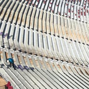 Stadium Cleaning Services