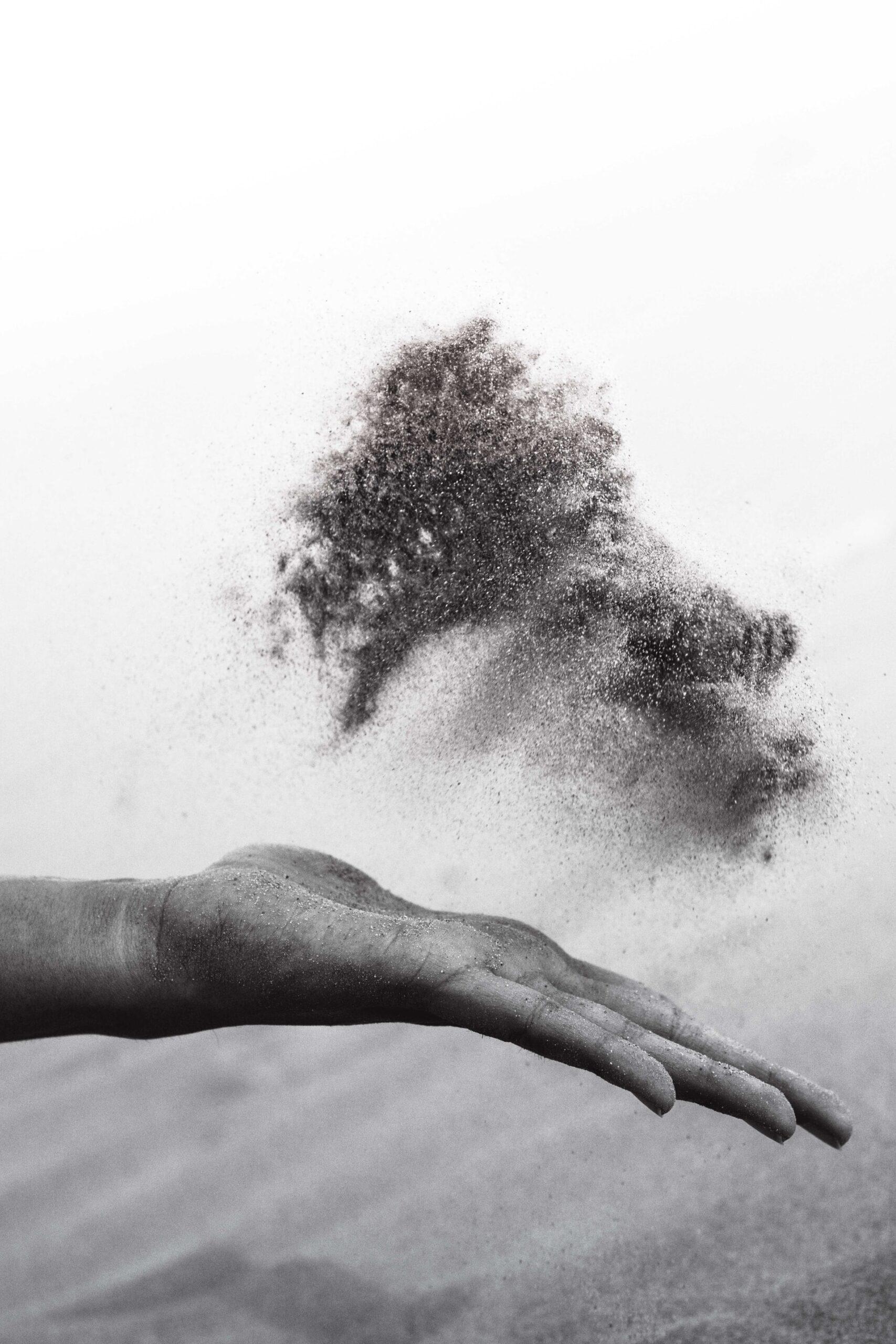 Dustless Sandblasting